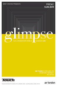 Glimpse Event Flyer Small